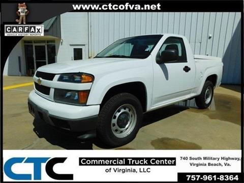 2012 Chevrolet Colorado for sale in Windsor, NC