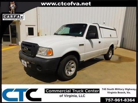 2010 Ford Ranger For Sale In North Carolina