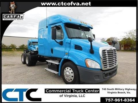 2012 Freightliner Cascadia for sale in Windsor, NC