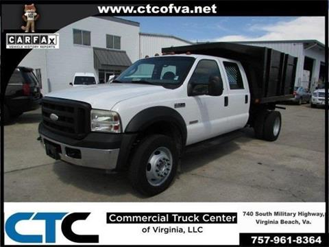 2006 Ford F-450 Super Duty for sale in Windsor, NC