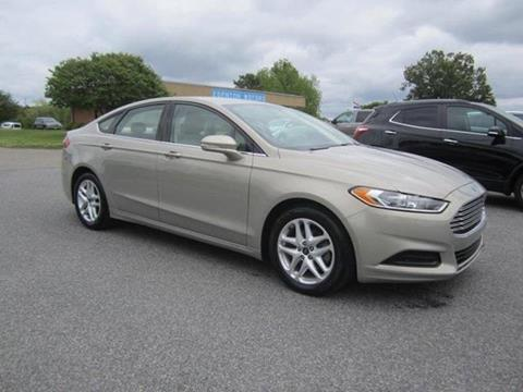 2015 Ford Fusion for sale in Windsor, NC