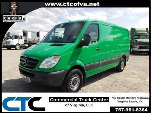 2011 Mercedes-Benz Sprinter Cargo for sale in Windsor, NC