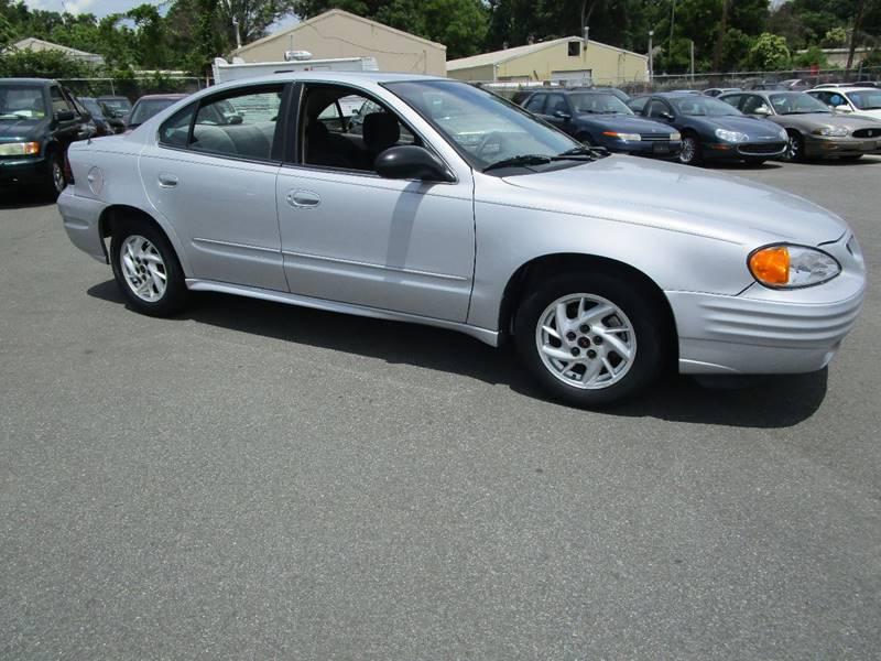 2003 Pontiac Grand Am SE1 4dr Sedan - Charlotte NC