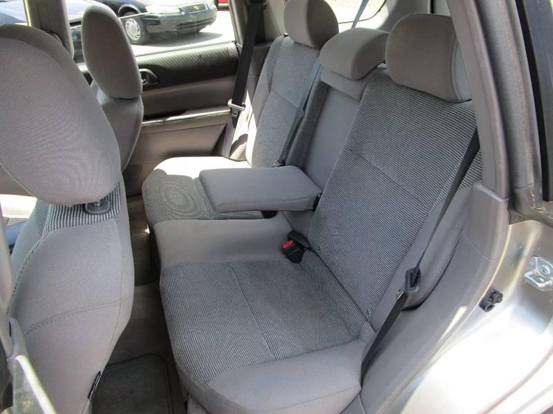 2006 Subaru Forester AWD 2.5 X Premium Package 4dr Wagon 4A - Charlotte NC