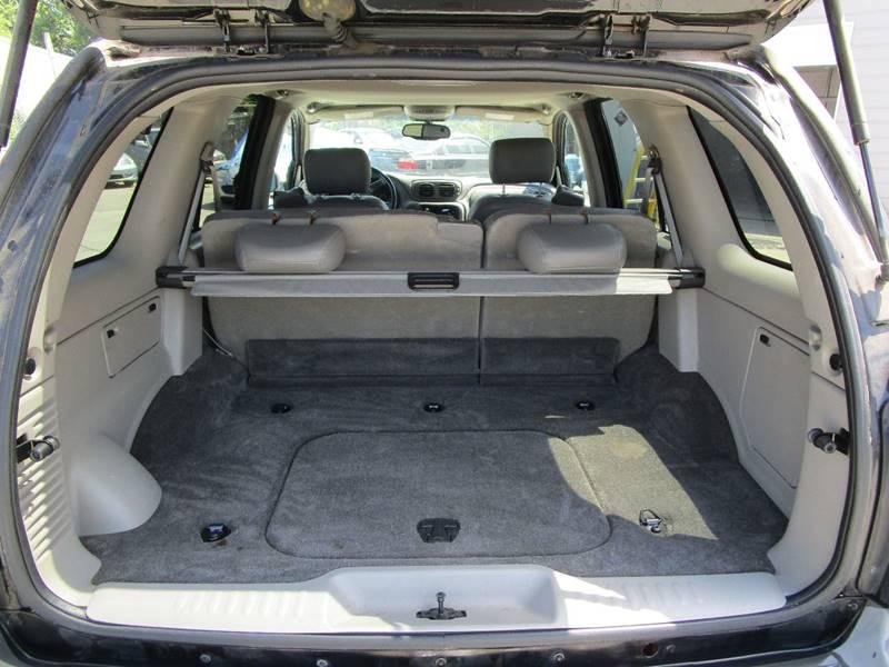 2002 Chevrolet TrailBlazer LS 2WD 4dr SUV - Charlotte NC