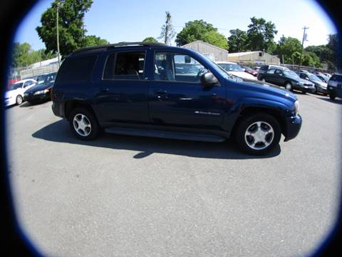 2004 Chevrolet TrailBlazer EXT for sale at Mike's Auto Sales of Charlotte in Charlotte NC