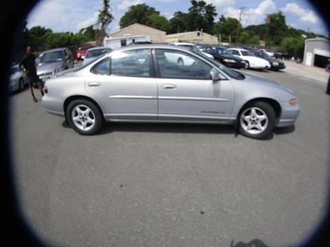 2000 Pontiac Grand Prix for sale in Charlotte, NC
