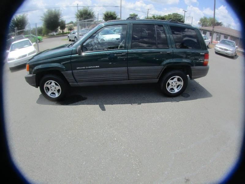 1998 Jeep Grand Cherokee 4dr Laredo 4WD SUV In Charlotte NC