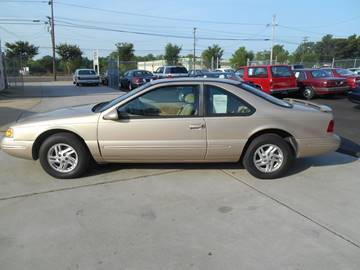 1997 Ford Thunderbird for sale at Mike's Auto Sales of Charlotte in Charlotte NC