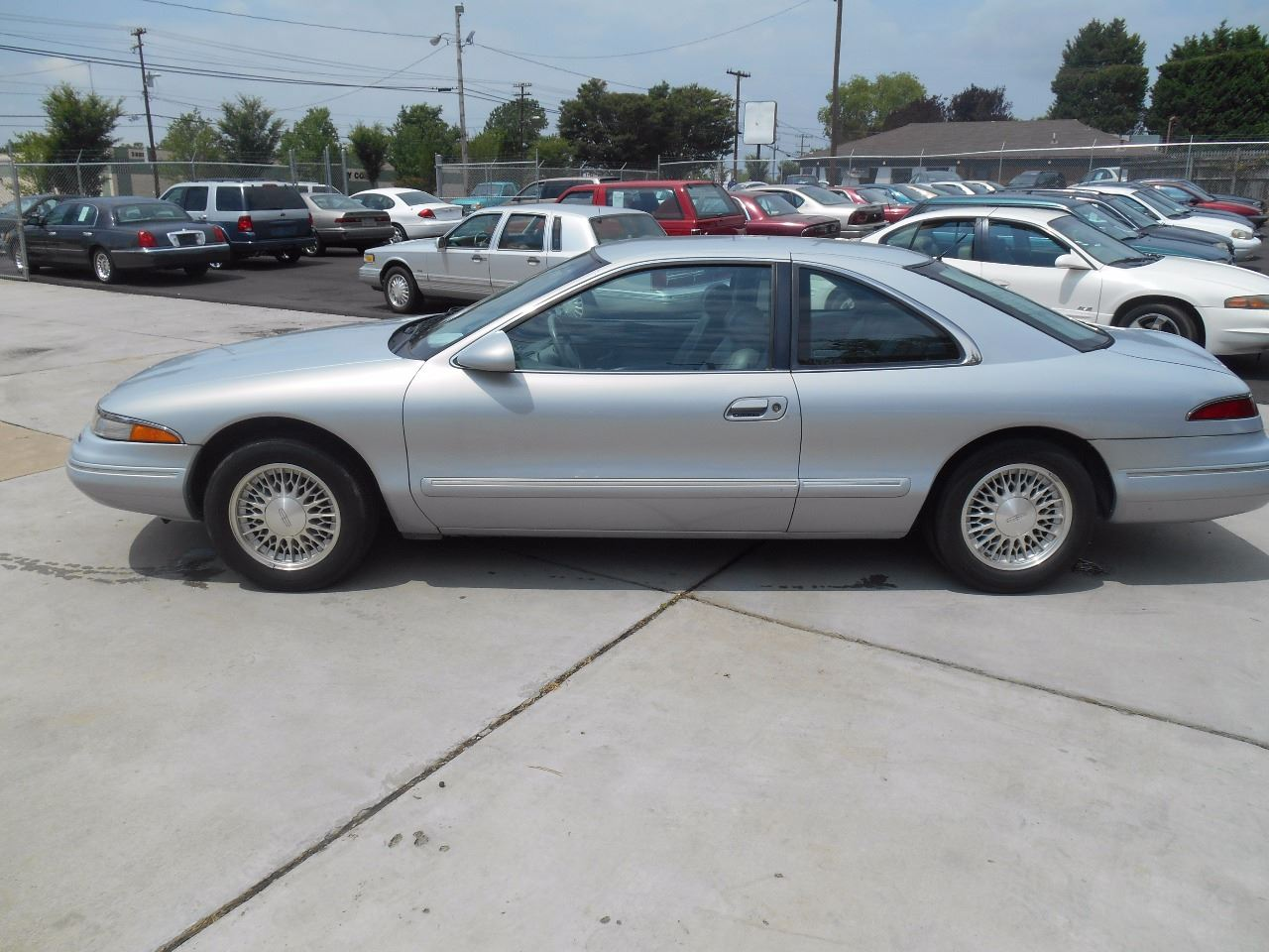 1994 Lincoln Mark VIII for sale at Mike's Auto Sales of Charlotte in Charlotte NC