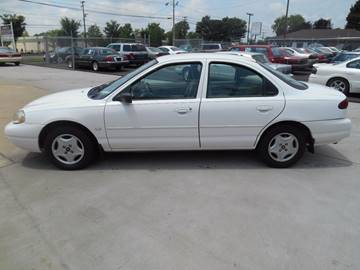1998 Ford Contour for sale at Mike's Auto Sales of Charlotte in Charlotte NC