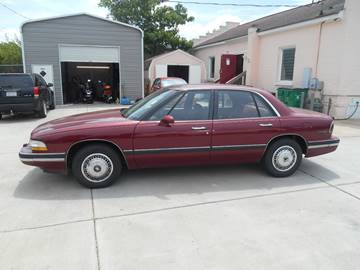 1996 Buick LeSabre for sale at Mike's Auto Sales of Charlotte in Charlotte NC