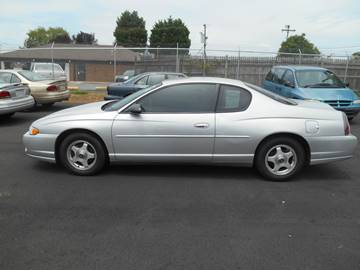 2004 Chevrolet Monte Carlo for sale at Mike's Auto Sales of Charlotte in Charlotte NC