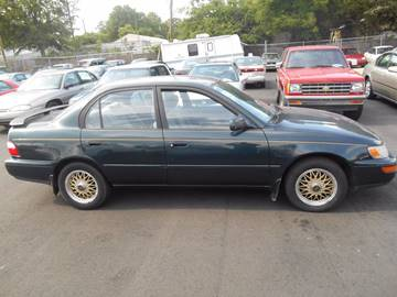 1996 Toyota Corolla for sale at Mike's Auto Sales of Charlotte in Charlotte NC