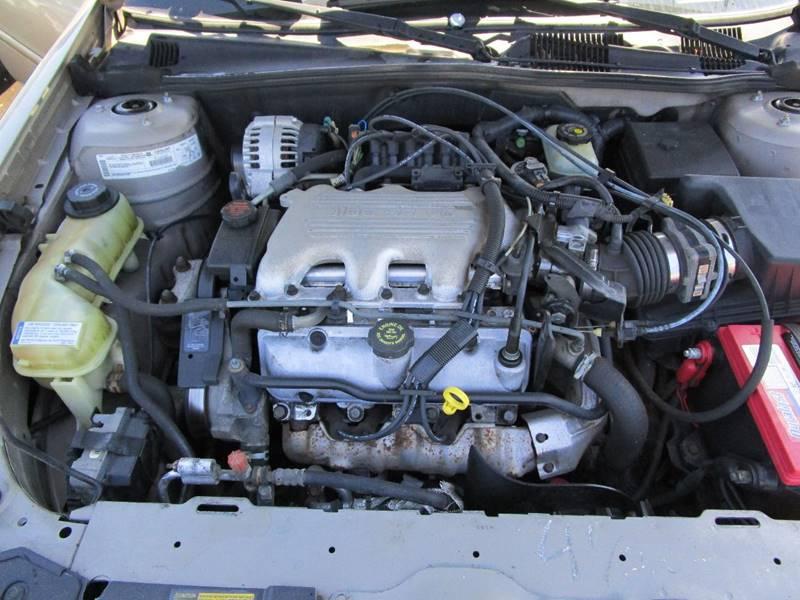 1998 Chevrolet Malibu 4dr Sedan - Charlotte NC
