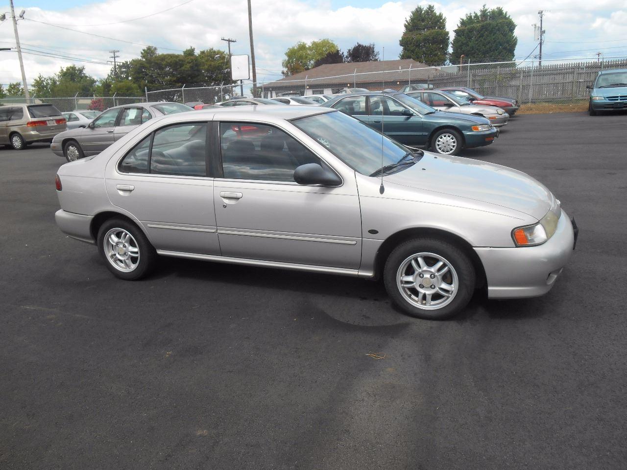 1999 nissan sentra gxe 4dr sedan in charlotte nc mike s auto sales of charlotte 1999 nissan sentra gxe 4dr sedan in