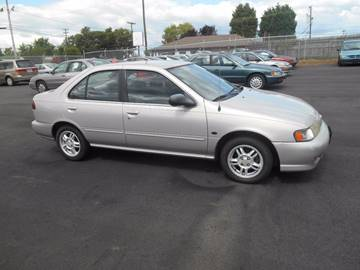 1999 Nissan Sentra for sale at Mike's Auto Sales of Charlotte in Charlotte NC