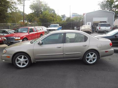 2002 Infiniti I35 for sale at Mike's Auto Sales of Charlotte in Charlotte NC