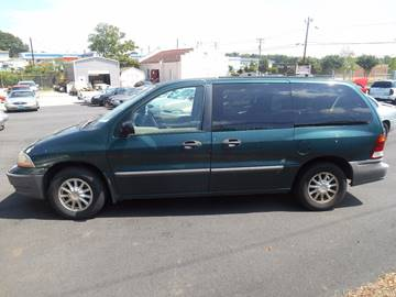 2000 Ford Windstar for sale at Mike's Auto Sales of Charlotte in Charlotte NC