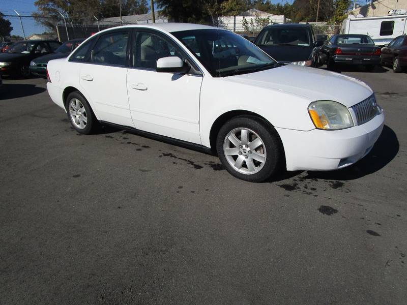2005 Mercury Montego for sale at Mike's Auto Sales of Charlotte in Charlotte NC