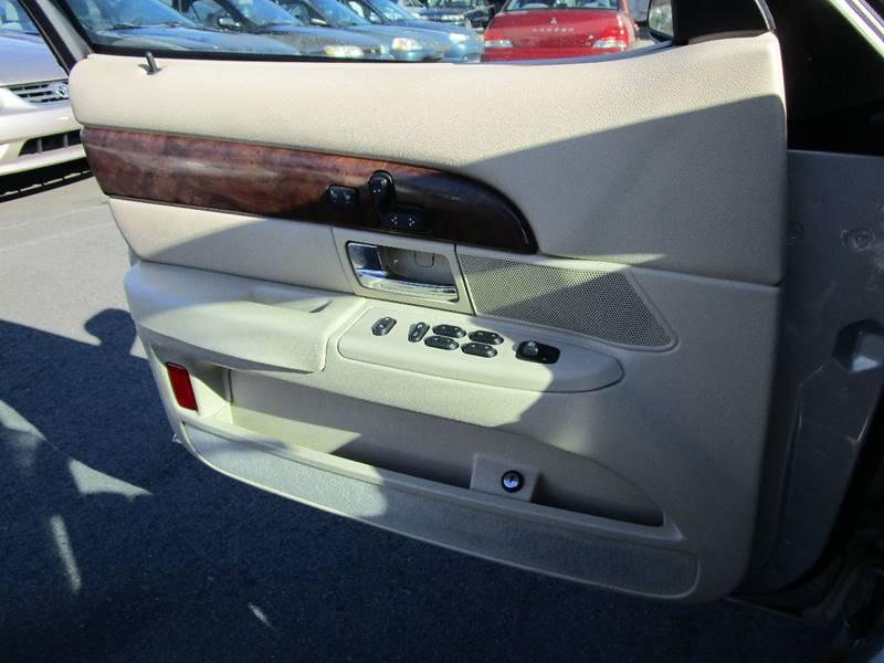 2006 Mercury Grand Marquis LS Premium 4dr Sedan - Charlotte NC