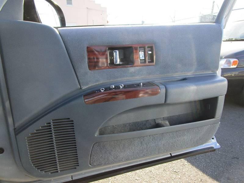 1995 Chevrolet Caprice 4dr Sedan - Charlotte NC