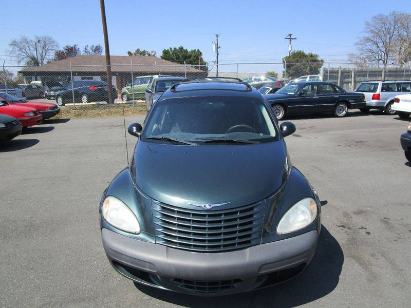 2001 Chrysler PT Cruiser 4dr Wagon - Charlotte NC