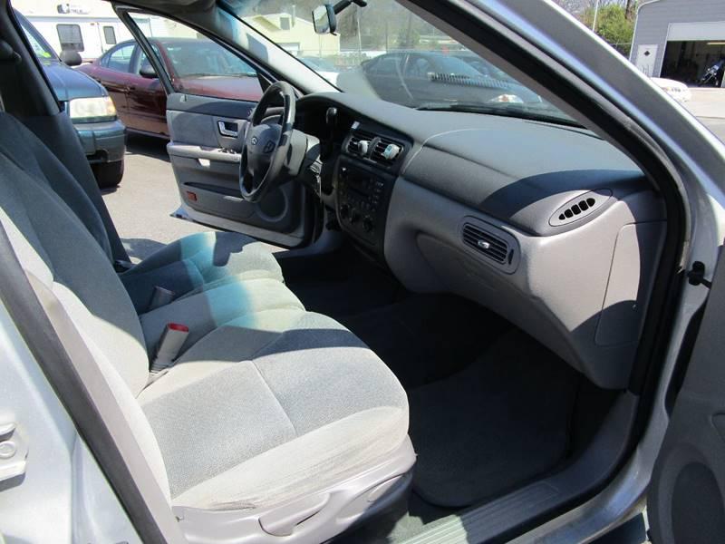 2001 Ford Taurus SES 4dr Sedan - Charlotte NC