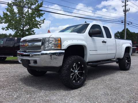 2013 Chevrolet Silverado 1500 for sale in Mc Calla, AL