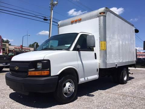 2012 Chevrolet Express Cutaway for sale in Mc Calla, AL