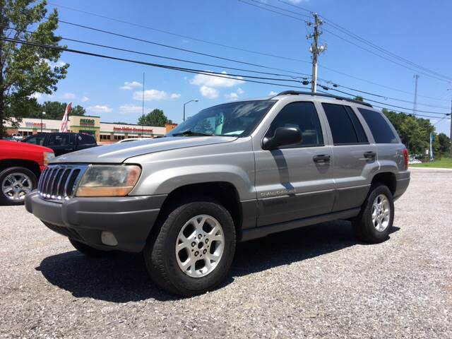 2002 Jeep Grand Cherokee Sport 2WD 4dr SUV In Mc Calla AL  216