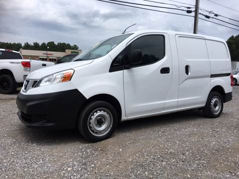 2015 Nissan NV200 for sale in Mc Calla, AL