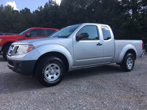 2015 Nissan Frontier for sale in Mc Calla, AL