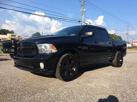 2014 RAM Ram Pickup 1500 for sale in Mc Calla, AL