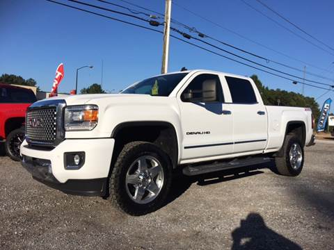 2015 GMC Sierra 2500HD for sale in Mc Calla, AL