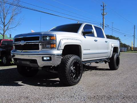 2014 Chevrolet Silverado 1500 for sale at 216 Auto Sales in Mc Calla AL