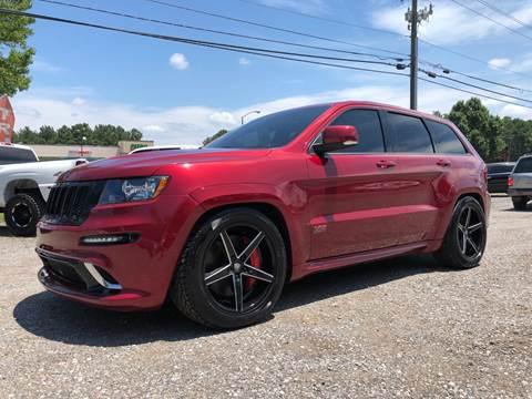 2012 Jeep Grand Cherokee for sale at 216 Auto Sales in Mc Calla AL