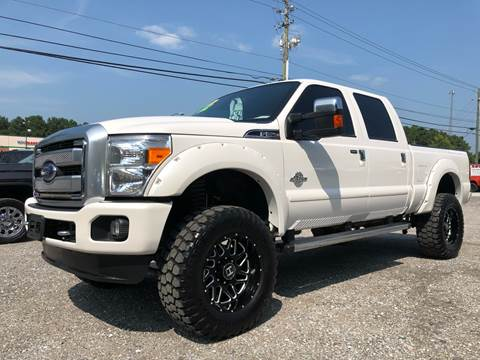 2016 Ford F-250 Super Duty for sale at 216 Auto Sales in Mc Calla AL