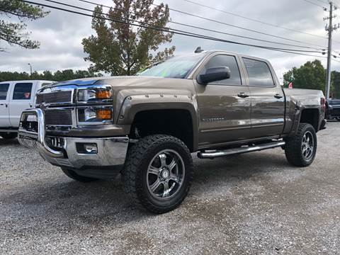 2015 Chevrolet Silverado 1500 for sale at 216 Auto Sales in Mc Calla AL