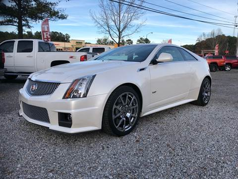 2011 Cadillac CTS-V for sale at 216 Auto Sales in Mc Calla AL
