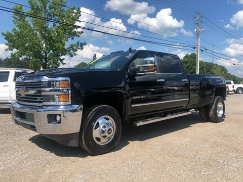 2017 Chevrolet Silverado 3500HD for sale at 216 Auto Sales in Mc Calla AL