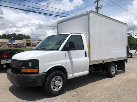 2014 Chevrolet Express Cutaway for sale in Mc Calla, AL