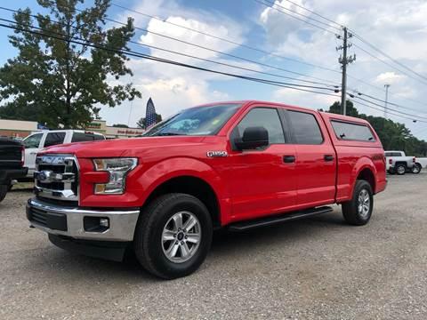 2017 Ford F-150 for sale at 216 Auto Sales in Mc Calla AL