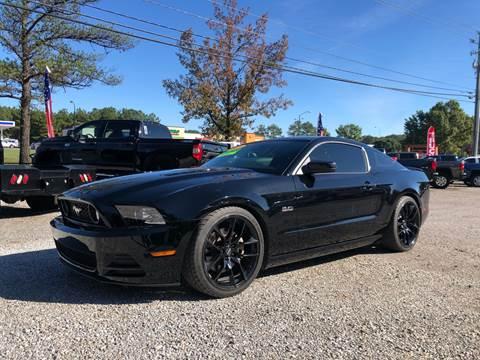 2013 Ford Mustang for sale at 216 Auto Sales in Mc Calla AL