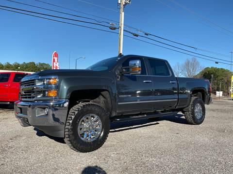 Used Diesel Trucks >> Used Diesel Trucks For Sale In Jemison Al Carsforsale Com