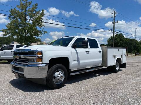 2018 Chevrolet Silverado 3500HD for sale at 216 Auto Sales in Mc Calla AL