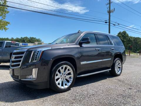 2016 Cadillac Escalade for sale at 216 Auto Sales in Mc Calla AL