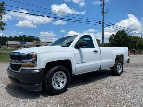2017 Chevrolet Silverado 1500 for sale at 216 Auto Sales in Mc Calla AL