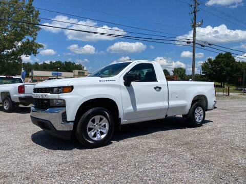 2019 Chevrolet Silverado 1500 for sale at 216 Auto Sales in Mc Calla AL