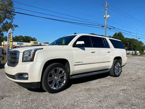 2015 GMC Yukon XL for sale at 216 Auto Sales in Mc Calla AL